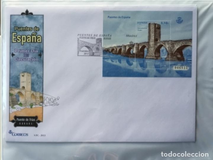 Sellos: España 2013 - Colección Sobres primer día 2013 - Foto 33 - 152371474