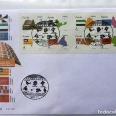 Sellos: ESPAÑA 2011 - COLECCIÓN SOBRES PRIMER DÍA 2011. Lote 152372298
