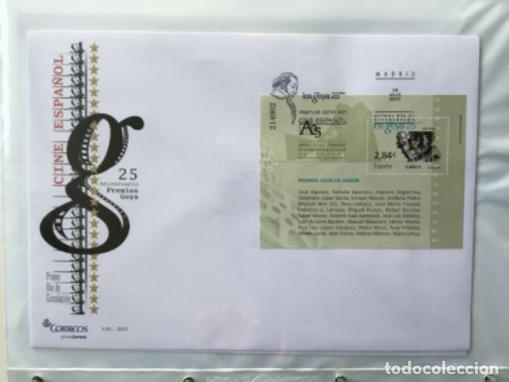 Sellos: España 2011 - Colección Sobres primer día 2011 - Foto 11 - 152372298