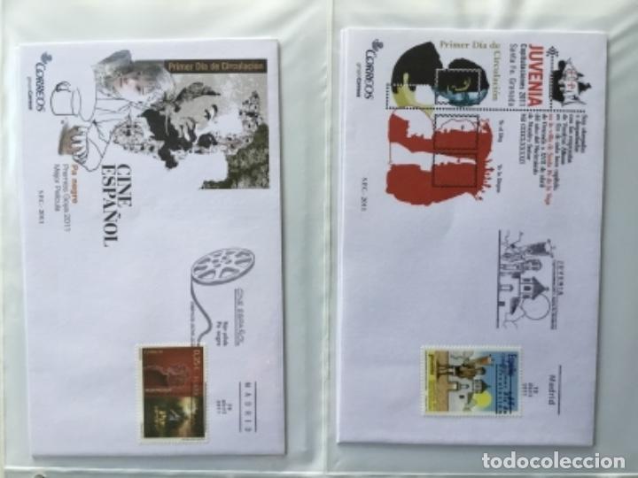 Sellos: España 2011 - Colección Sobres primer día 2011 - Foto 13 - 152372298