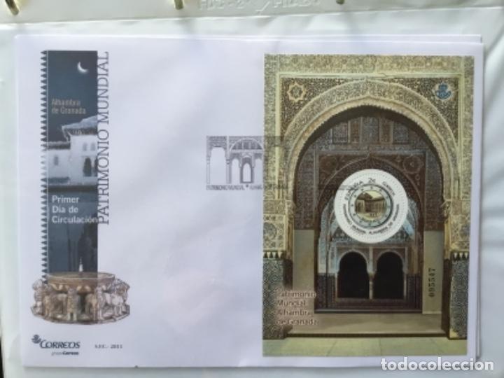 Sellos: España 2011 - Colección Sobres primer día 2011 - Foto 14 - 152372298