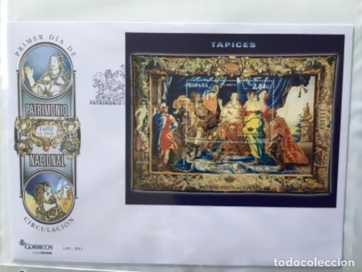 Sellos: España 2011 - Colección Sobres primer día 2011 - Foto 15 - 152372298