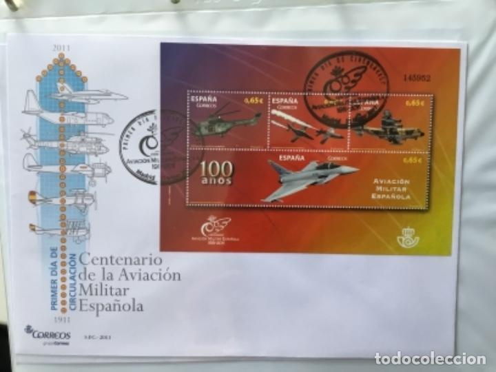 Sellos: España 2011 - Colección Sobres primer día 2011 - Foto 16 - 152372298