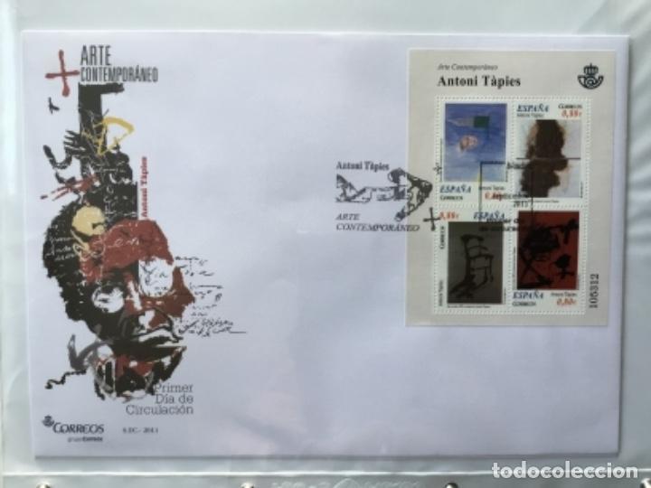 Sellos: España 2011 - Colección Sobres primer día 2011 - Foto 21 - 152372298