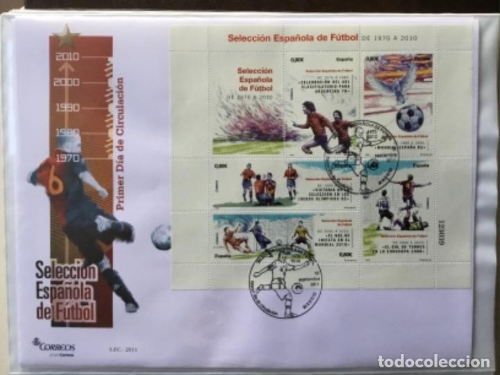 Sellos: España 2011 - Colección Sobres primer día 2011 - Foto 23 - 152372298