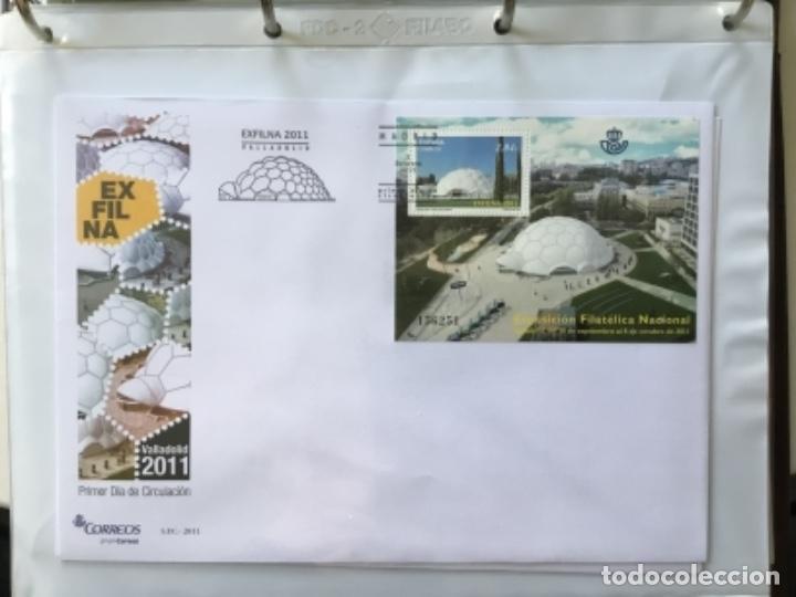 Sellos: España 2011 - Colección Sobres primer día 2011 - Foto 24 - 152372298