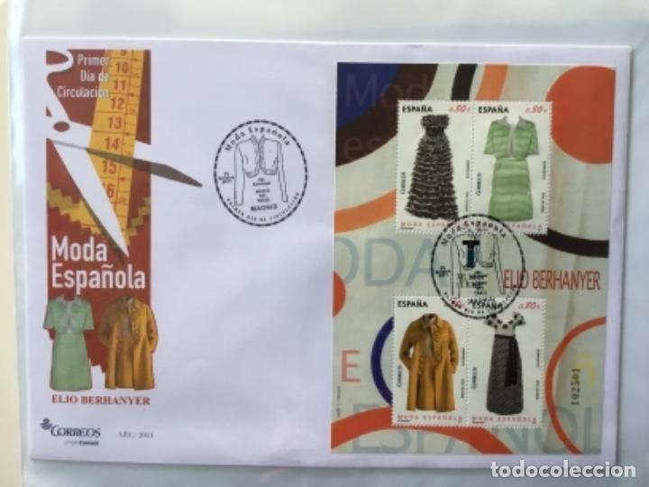 Sellos: España 2011 - Colección Sobres primer día 2011 - Foto 25 - 152372298