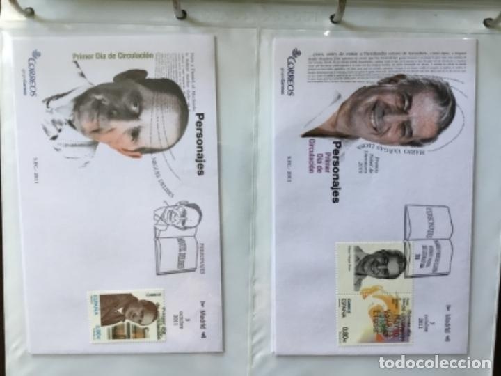 Sellos: España 2011 - Colección Sobres primer día 2011 - Foto 26 - 152372298