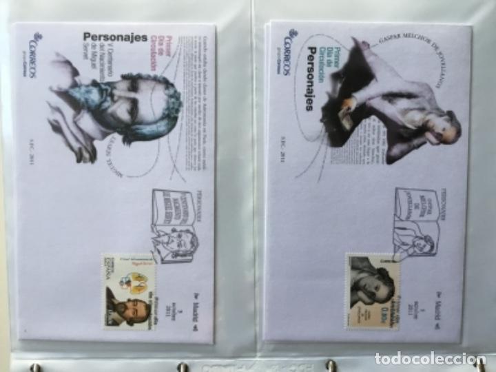 Sellos: España 2011 - Colección Sobres primer día 2011 - Foto 27 - 152372298