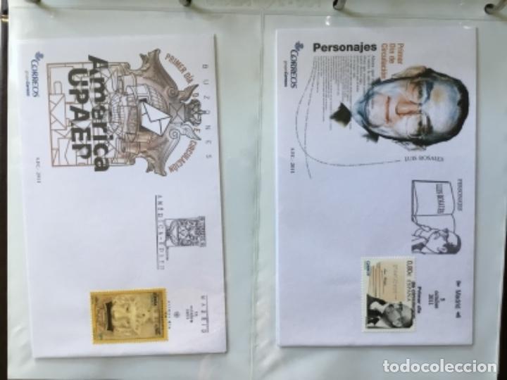 Sellos: España 2011 - Colección Sobres primer día 2011 - Foto 28 - 152372298