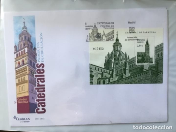 Sellos: España 2011 - Colección Sobres primer día 2011 - Foto 31 - 152372298
