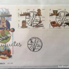 Sellos: ESPAÑA 2008 - COLECCIÓN SOBRES PRIMER DÍA 2008. Lote 152372942