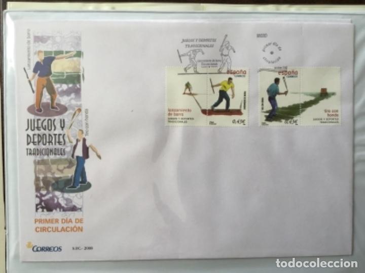 Sellos: España 2008 - Colección Sobres primer día 2008 SPD 2008 - Foto 16 - 152372942