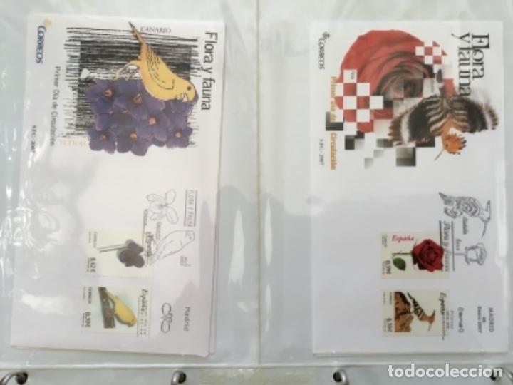 Sellos: España 2007 - Colección Sobres primer día 2007 - Foto 3 - 152373154