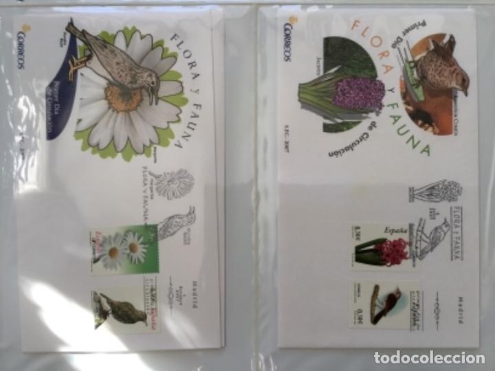 Sellos: España 2007 - Colección Sobres primer día 2007 - Foto 4 - 152373154