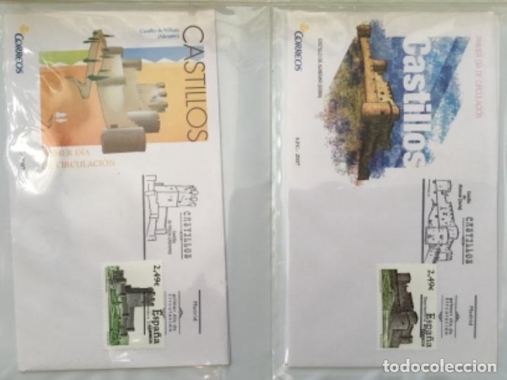 Sellos: España 2007 - Colección Sobres primer día 2007 - Foto 24 - 152373154