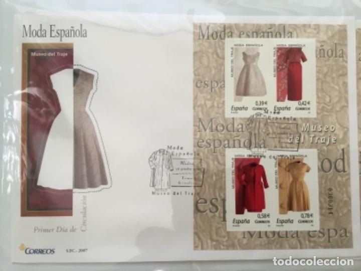 Sellos: España 2007 - Colección Sobres primer día 2007 - Foto 27 - 152373154