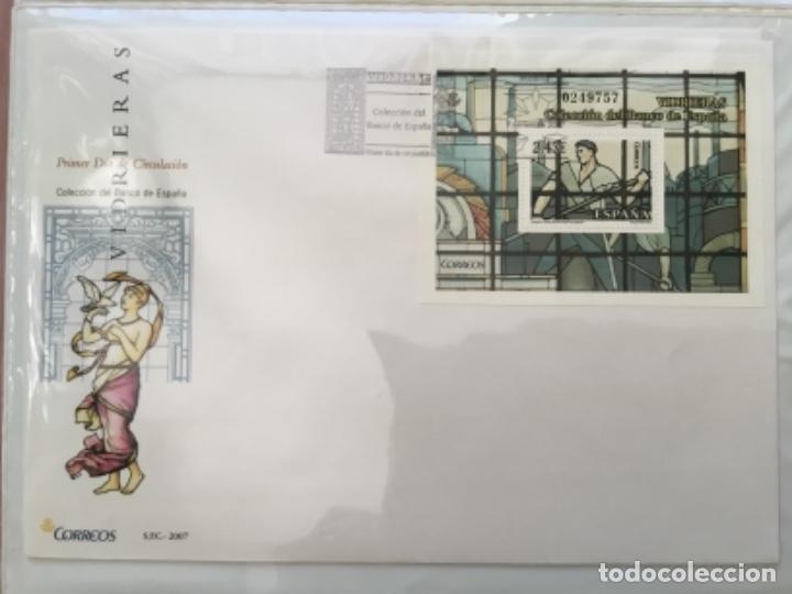 Sellos: España 2007 - Colección Sobres primer día 2007 - Foto 29 - 152373154