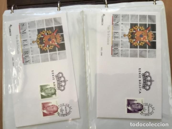 Sellos: España 2006 - Colección Sobres primer día 2006 - Foto 2 - 152373458