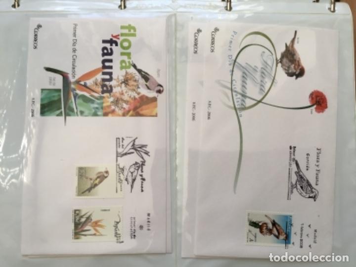 Sellos: España 2006 - Colección Sobres primer día 2006 - Foto 4 - 152373458