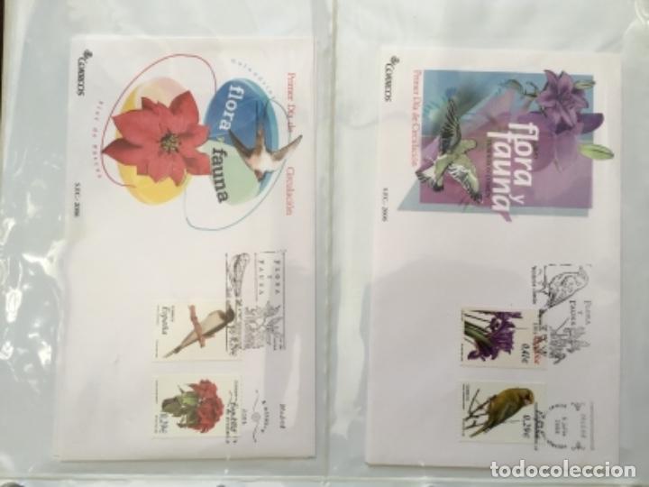 Sellos: España 2006 - Colección Sobres primer día 2006 - Foto 5 - 152373458