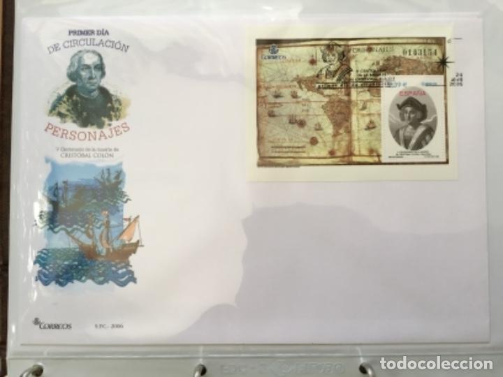 Sellos: España 2006 - Colección Sobres primer día 2006 - Foto 9 - 152373458