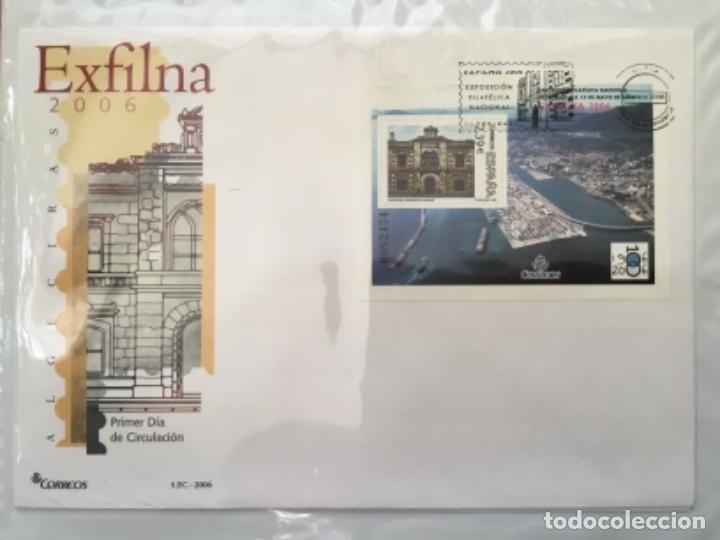 Sellos: España 2006 - Colección Sobres primer día 2006 - Foto 14 - 152373458