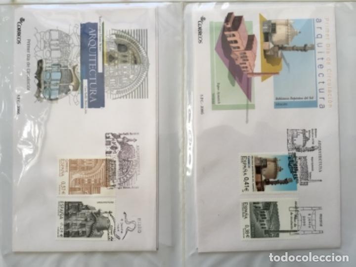 Sellos: España 2006 - Colección Sobres primer día 2006 - Foto 20 - 152373458
