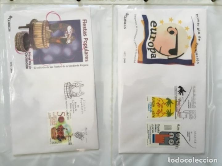 Sellos: España 2006 - Colección Sobres primer día 2006 - Foto 26 - 152373458