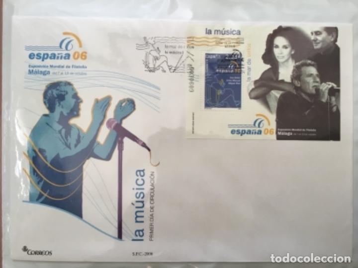 Sellos: España 2006 - Colección Sobres primer día 2006 - Foto 33 - 152373458