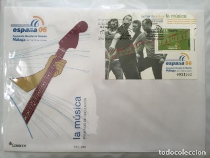 Sellos: España 2006 - Colección Sobres primer día 2006 - Foto 35 - 152373458