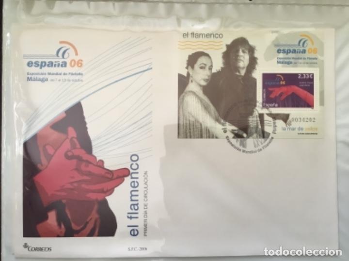 Sellos: España 2006 - Colección Sobres primer día 2006 - Foto 36 - 152373458