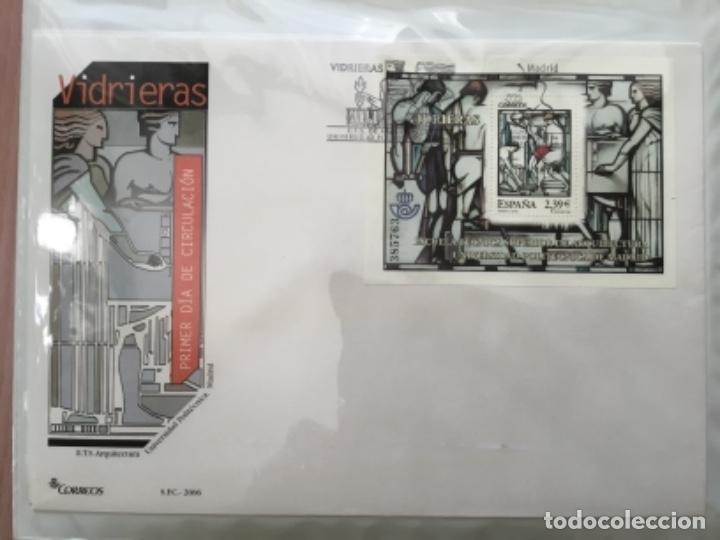 Sellos: España 2006 - Colección Sobres primer día 2006 - Foto 37 - 152373458