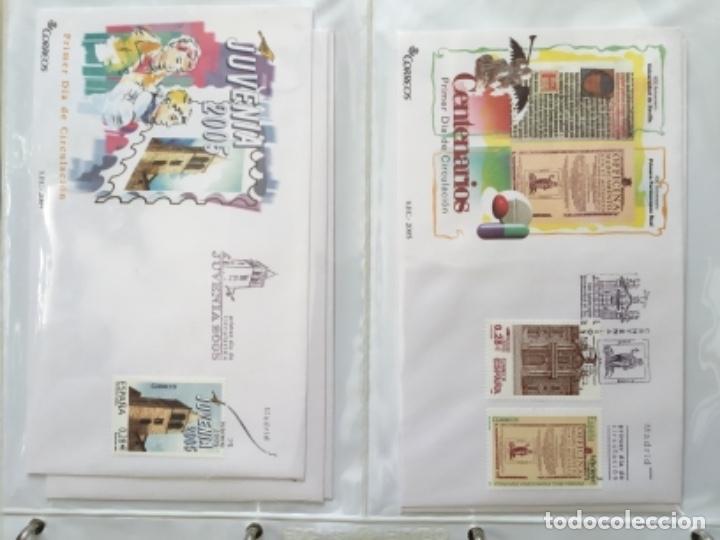 Sellos: España 2005 - Colección Sobres primer día 2005 - Foto 7 - 152373698