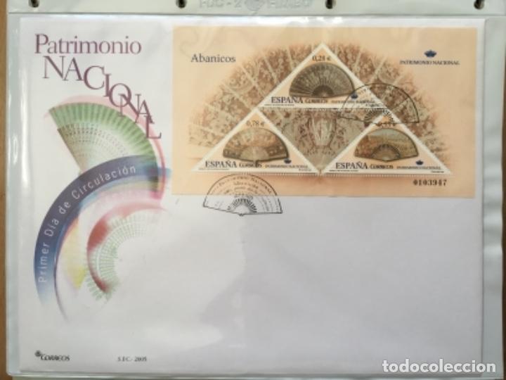 Sellos: España 2005 - Colección Sobres primer día 2005 - Foto 10 - 152373698