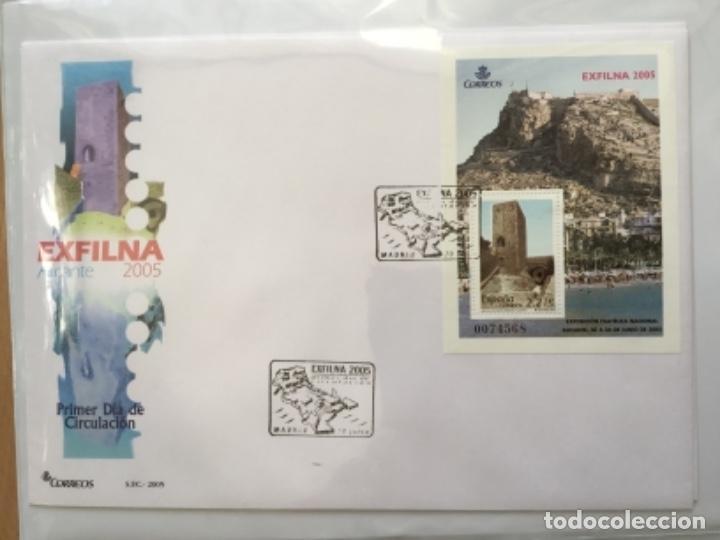 Sellos: España 2005 - Colección Sobres primer día 2005 - Foto 11 - 152373698