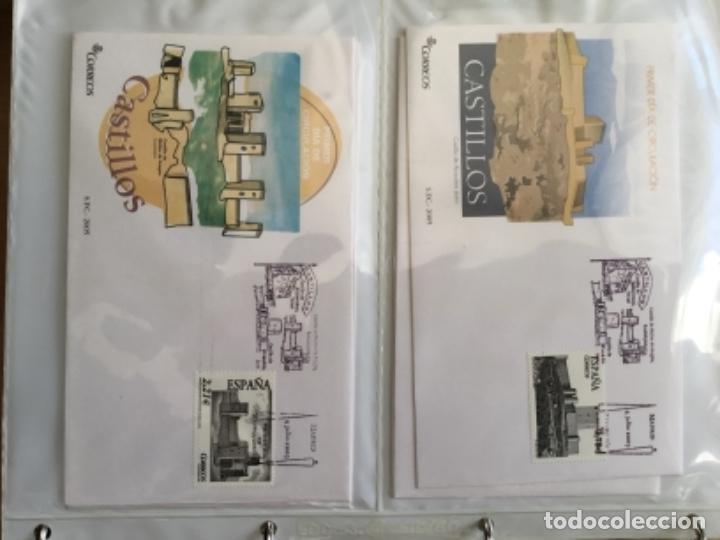 Sellos: España 2005 - Colección Sobres primer día 2005 - Foto 15 - 152373698