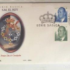 Sellos: ESPAÑA 2004 - COLECCIÓN SOBRES PRIMER DÍA 2004 - EDIFIL. Lote 152373950