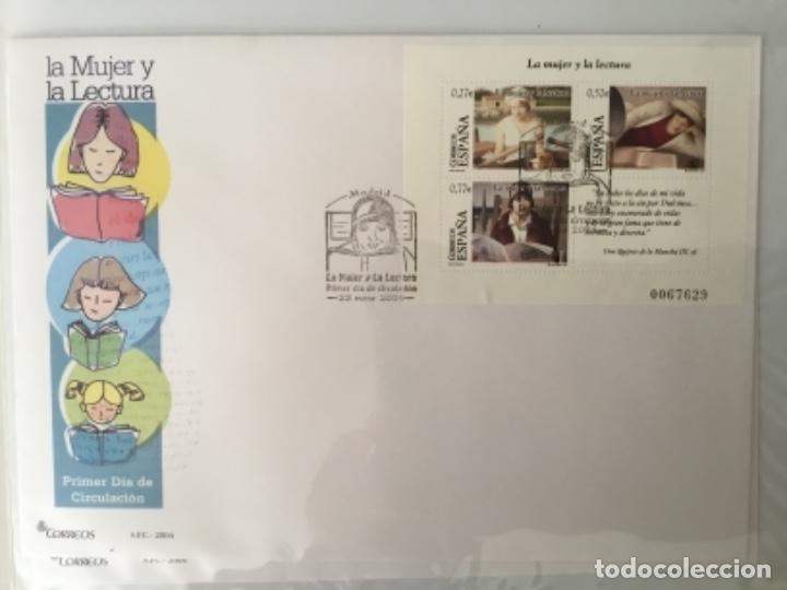 Sellos: España 2004 - Colección Sobres primer día 2004 - Edifil - Foto 3 - 152373950
