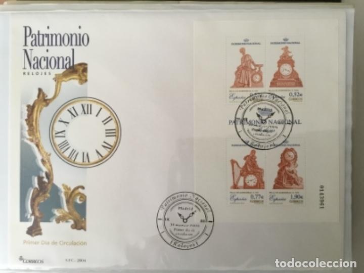 Sellos: España 2004 - Colección Sobres primer día 2004 - Edifil - Foto 6 - 152373950