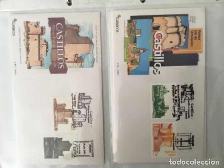 Sellos: España 2004 - Colección Sobres primer día 2004 - Edifil - Foto 16 - 152373950