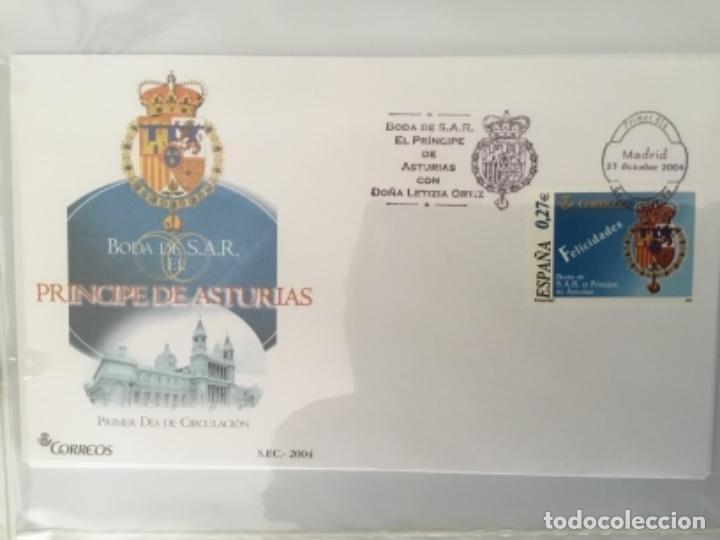 Sellos: España 2004 - Colección Sobres primer día 2004 - Edifil - Foto 29 - 152373950