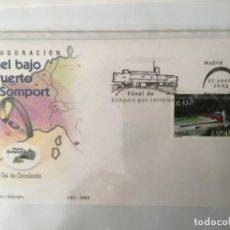 Sellos: ESPAÑA 2003 - COLECCIÓN SOBRES PRIMER DÍA 2003. Lote 152374050