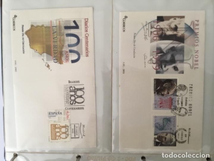 Sellos: España 2003 - Colección Sobres primer día 2003 SPD 2003 - Foto 5 - 152374050