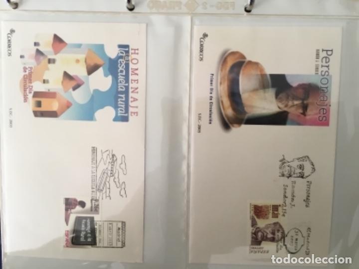 Sellos: España 2003 - Colección Sobres primer día 2003 SPD 2003 - Foto 8 - 152374050