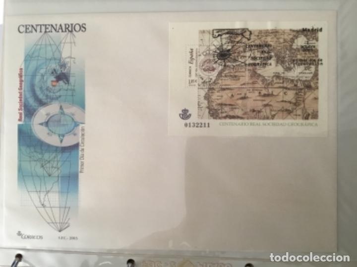 Sellos: España 2003 - Colección Sobres primer día 2003 SPD 2003 - Foto 27 - 152374050