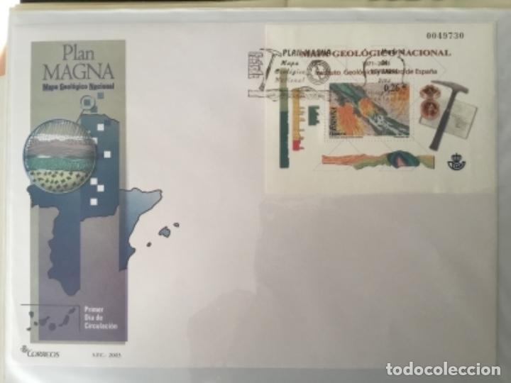 Sellos: España 2003 - Colección Sobres primer día 2003 SPD 2003 - Foto 33 - 152374050