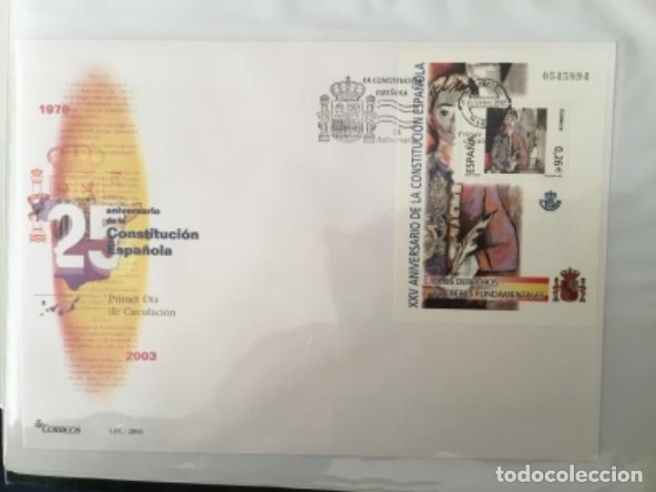 Sellos: España 2003 - Colección Sobres primer día 2003 SPD 2003 - Foto 34 - 152374050