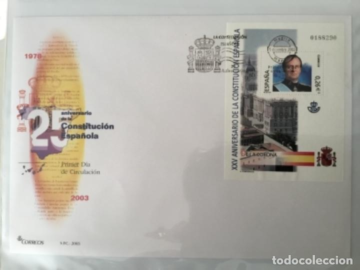 Sellos: España 2003 - Colección Sobres primer día 2003 SPD 2003 - Foto 35 - 152374050