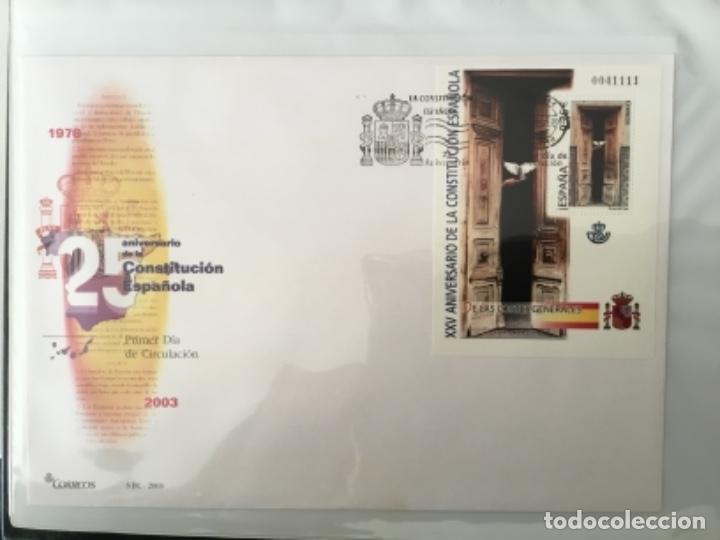 Sellos: España 2003 - Colección Sobres primer día 2003 SPD 2003 - Foto 36 - 152374050
